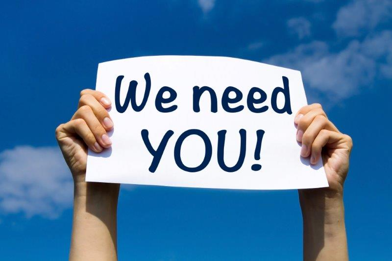 We Need You AGM and Annual Members Event reduced